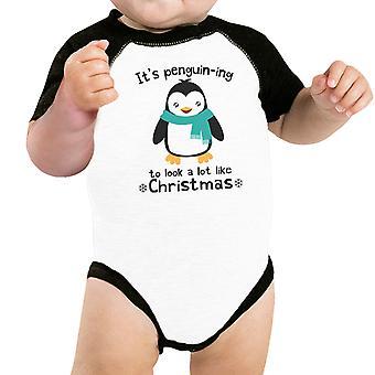 它_apos;s企鹅-Ing幽默礼物圣诞有趣的宠物衬衫白色