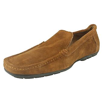 Mens Malvern Casual Slip On Shoe