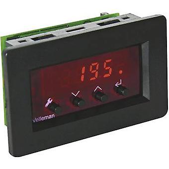 Velleman VM148 Thermostat unit Component 9 V DC, 12 V DC -18 up to 60 °C