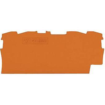 WAGO 2004-1292 decken Platte für TOPJOBS kompatibel mit (Details): 2-Leiter-Klemme
