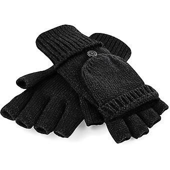 Outdoor-Look Mens Durness Fingerlose thermische Winterhandschuhe