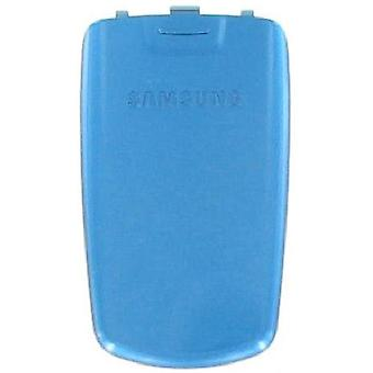 OEM Samsung SGH-A127 Standard Battery Door - Blue