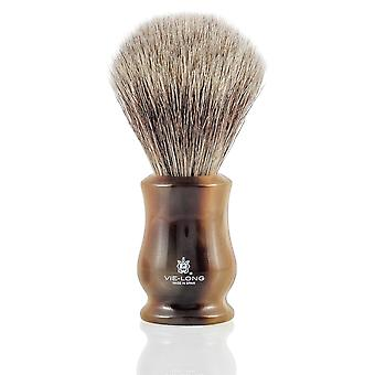 Vie-Long 14025 Mix Badger and Horse Hair Shaving Brush