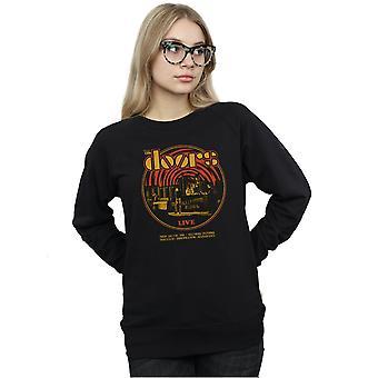 Dörrar Women's Live 68 Retro cirkel Sweatshirt