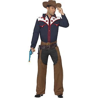 Smiffy de Rodeo Cowboy kostuum