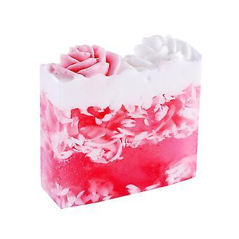 Badefee Cremeseife Glycerinseife Sweet Rose Blumig-süß 100 g