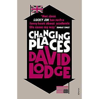 Skiftende steder av David Lodge - 9780099554172 bok