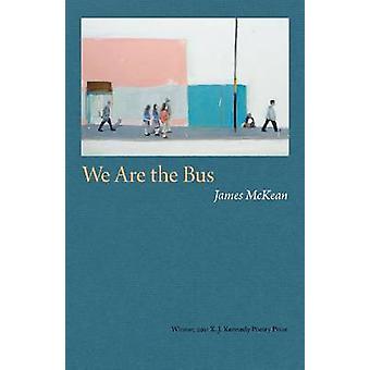 Vi är bussen av James McKean - 9781933896847 bok