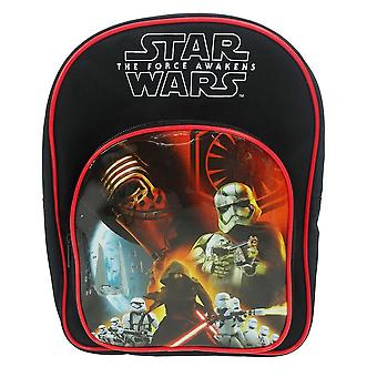 Star Wars The Force Awakens Galaxy Childrens/Kids Backpack