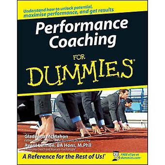 Performance Coaching für Dummies von Gladeana McMahon - Averil Leimon