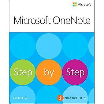 Microsoft OneNote Step by Step
