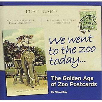 Nous sommes allés au Zoo aujourd'hui: l'âge d'or des cartes postales de Zoo