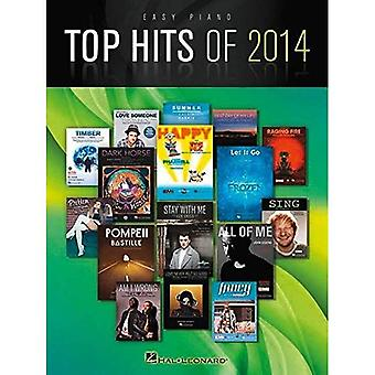 Top Hits van 2014: Easy Piano Songbook