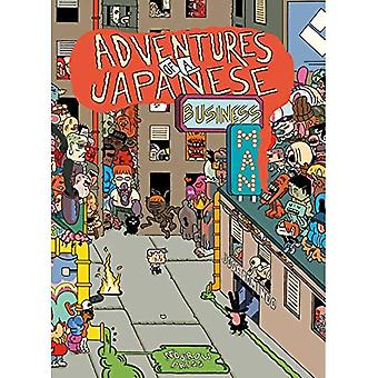Adventures of a Japanese Business Man