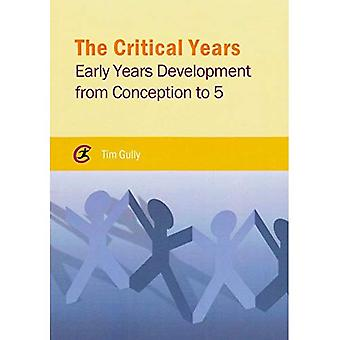 The Critical Years: Early Years Development from Conception to 5 (Critical Approaches to Social Work)