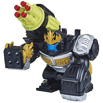 Power Rangers 43485 Super Ninja Steel Gorilla Sniper Zord