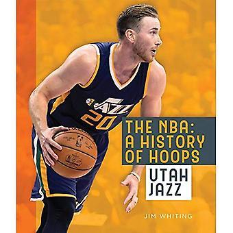 NBA: En historia av Hoops: Utah Jazz (NBA: en historia av Hoops (Häftad))