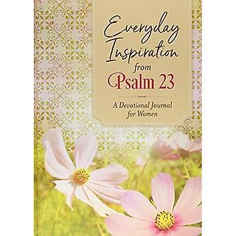 Dagelijkse inspiratie uit Psalm 23: een devotionele tijdschrift voor vrouwen