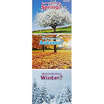 Saisons - Pack A par Sian Smith - livre 9781406283259
