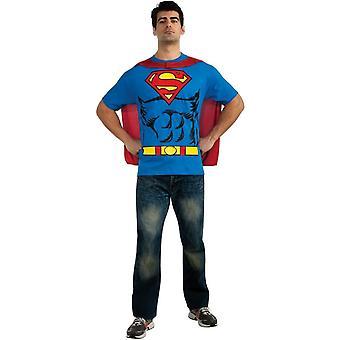 Superman T-shirt adulte