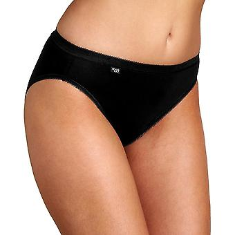 Sloggi Basic Tai Brief - Black