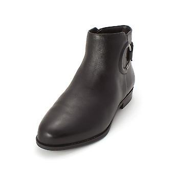أففيا المرأة الفاني مغلقة إصبع القدم الكاحل أحذية أزياء