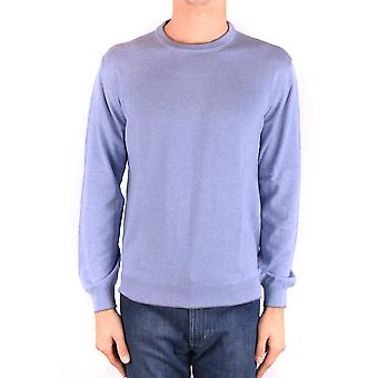 Altea Ezbc048105 Men's Light Blue Cotton Sweater