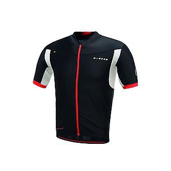Dare 2B Mens Oscar Pereiro AEP Rouleur Full Zip Short Sleeve Cycle Jersey