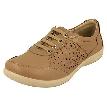 Mesdames Padders Lace Up chaussures harpe