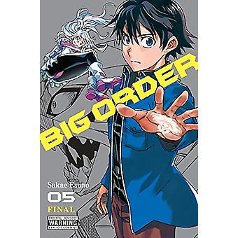 Big Order - Vol. 5 by Big Order - Vol. 5 - 9780316411851 Book