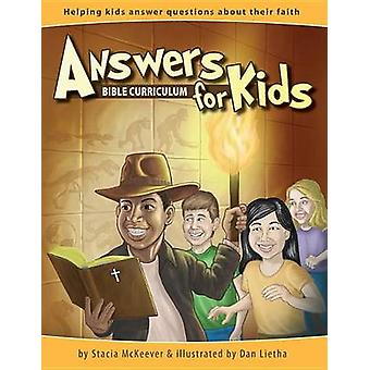 Answers Bible Curriculum for Kids by Stacia McKeever - Dan Lietha - 9