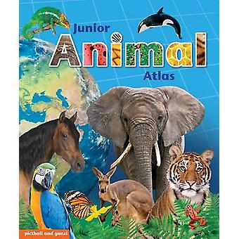 Junior Animal Atlas by Nina Filipek - 9781909763395 Book