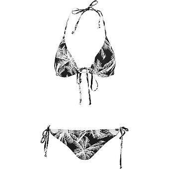 Urban Classics Women's Bikini Set Palm