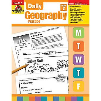 Daily Geography Practice - Grade 2 by Evan-Moor Educational Publishing