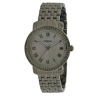 Fossil Emma Stainless Steel Ladies Watch ES3114