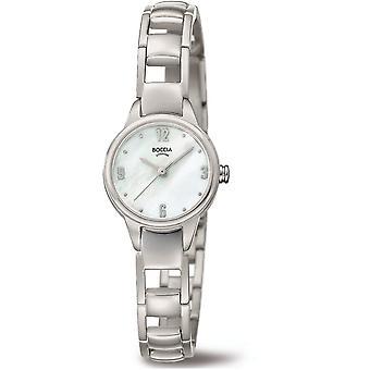 Boccia Titanium 3277-01 naisten Watch