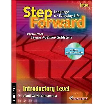 Schritt vorwärts, einleitende Ebene: Sprache für den Alltag [mit CD (Audio)]