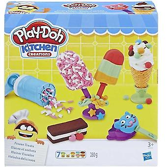 Play-Doh Leklera, Kitchen Creations-Frozen Treats