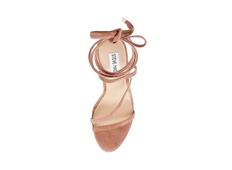 Steve Madden Women's Amberlyn Heeled Sandal