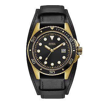 Guess Crew W1051G3 Men's Watch