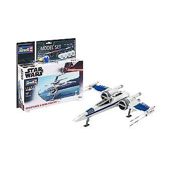 Revell 66744 Star Wars Resistance X-Wing Fighter Model Set Revell 66744 Star Wars Resistance X-Wing Fighter Model Set Revell 66744 Star Wars Resistance X-Wing Fighter Model Set Revell
