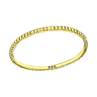 Fantasia - 925 Sterling Silver pianura anelli - W27893X