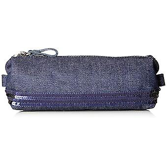 Vanessa Bruno 0PVE41-V42030 Blue women's tote bag (DENIM 893) 7x7x22 cm (W x H x L)