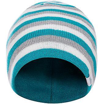 Trespass Boys Reagan Reversible Knitted Winter Beanie Hat