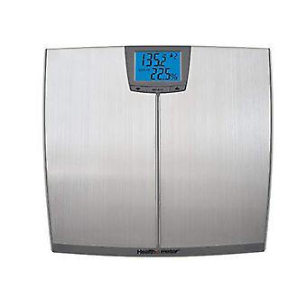 Health o Meter BFM144DQ3-99 Stainless Steel Body Fat Scale
