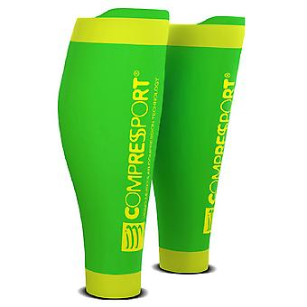 Compressport Unisex R2 v2 Calf Sleeves