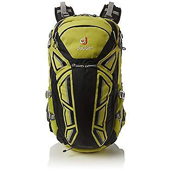 Deuter Attack Enduro 16 - Men's Backpack - Apple Green/Black - 50 Centimeters