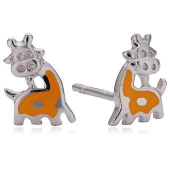 Pasionist 603759 - Children's lobe earrings - sterling silver 925