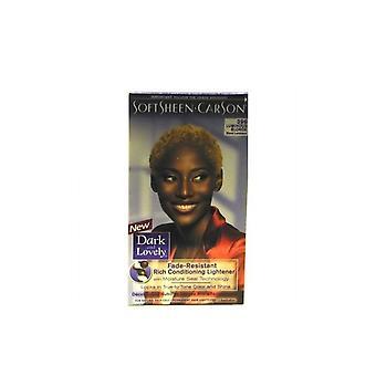 Softsheen Carson Dark & Lovely 396 Luminous Blonde Color ( 2 Pack )