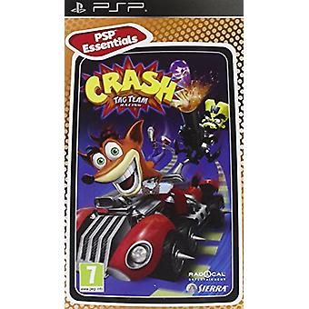 Crash Tag Team Racing (PSP) - Nouveau